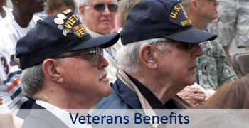 Veterans Benefits Main Page Graphic