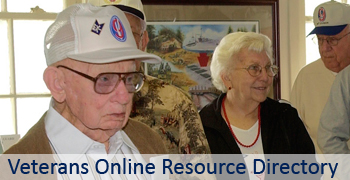 Veterans Online Resource Directory Main Page Graphic