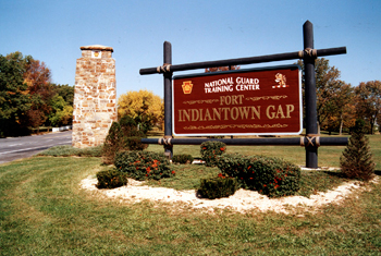 Fort Indiantown Gap Graphic