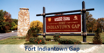 Fort Indiantown Gap Main Page Graphic
