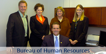 Bureau of Human Resources Main Page Graphic