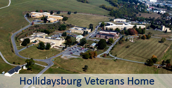 Hollidaysburg Veterans' Home Main Page Graphic