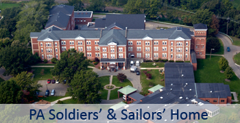 Pennsylvania Soldiers' and Sailors' Home Main Page Graphic