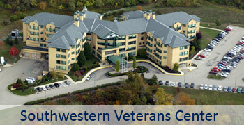 Southwestern Veterans' Center Main Page Graphic